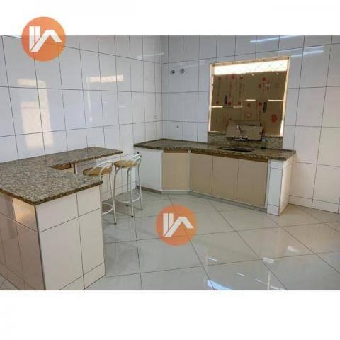 R$ 3.200 Aluga-se Casa JD Paulista Ourinhos, 3 dormitórios - Foto 9