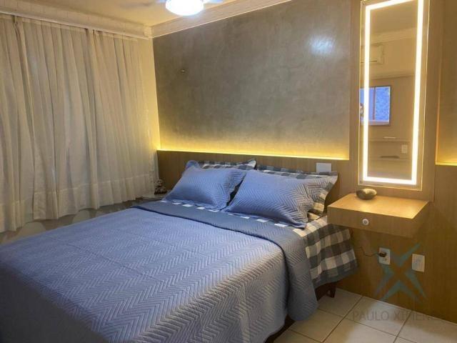 Casa com 3 dormitórios à venda, 170 m² por R$ 600.000,00 - Porto das Dunas - Aquiraz/CE - Foto 6