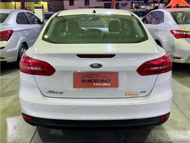 Ford Focus 2.0 se plus 16v flex 4p powershift - Foto 7