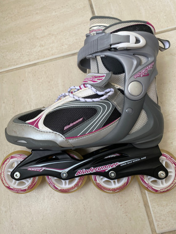 Patins roller in line importado USA powerblade