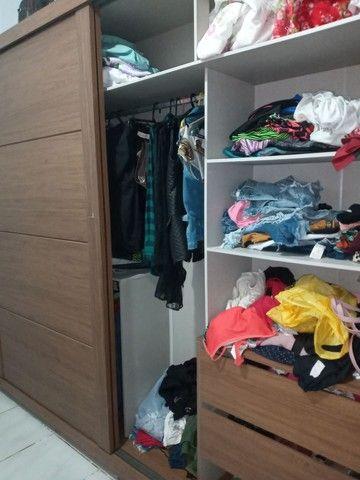 vendo guarda roupa com 5 meses de uso motivo de mudança  - Foto 3