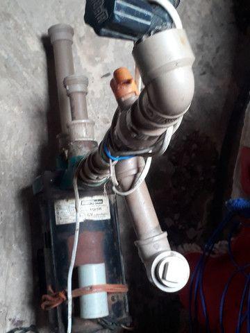 Bomba centriga engetora de 1 cv