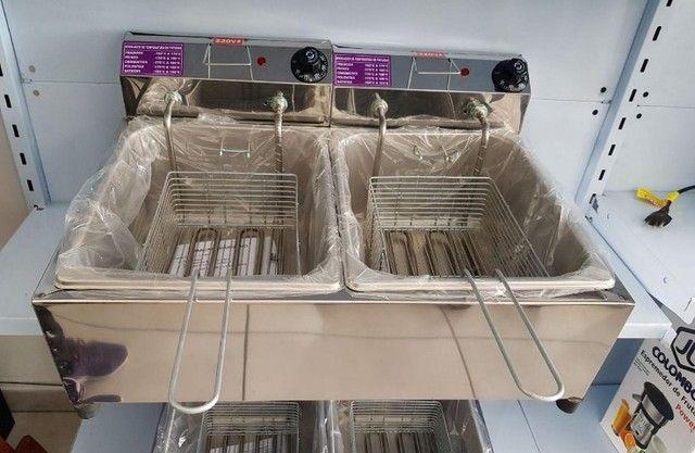 Fritadeira elétrica quadrada - Foto 2