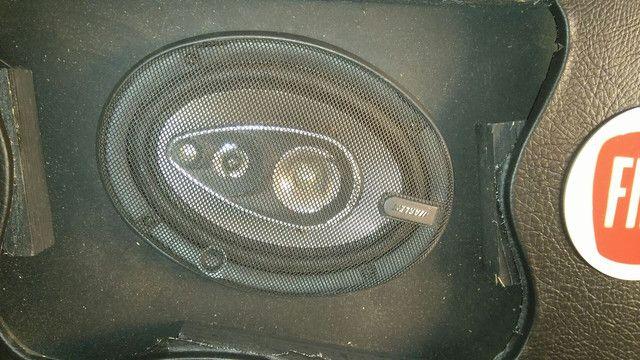 Tampão porta-malas Fiat uno  - Foto 2