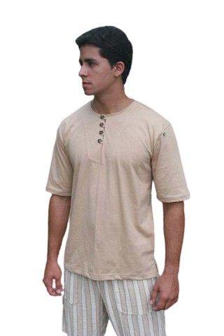 Camisas em Algodão Ecológico Antialérgicas  - Foto 2