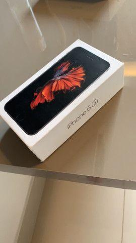Iphone 6s 32gb usado. Ligar no número *