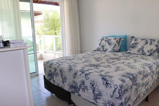 JCS51- Adquira uma das melhores casas mobiliada/beira mar de Muro Alto - Foto 7