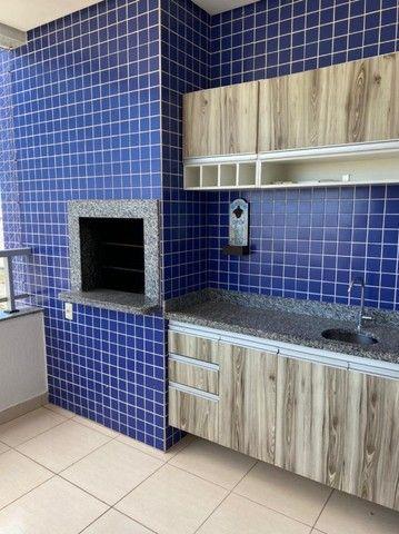 Apartamento com 3 quartos, churrasqueira e andar alto próximo ao Pantanal Shopping - Foto 7
