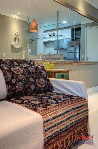 Apartamento todo MOBILIADO com 1 dormitório à venda, 39 m² por R$ 380.000 - Capuan - Cauca - Foto 5