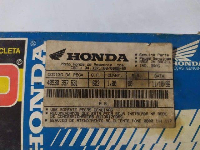 Corrente Honda ML e peças Originais Honda - Foto 3