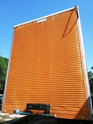 Carreta Baú Rodofort 2 Eixos 12,80x2,60x3,285 Sem Pneus Ano 2009 - Foto 8