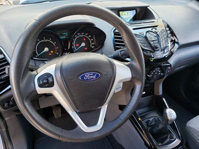 Ford Ecosport 1.6 Freestyle , 35.000km apenas , impecavel - Foto 11