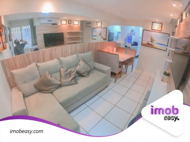 Apartamento com 2 Quartos, Condominio Conquista Aleixo - 960