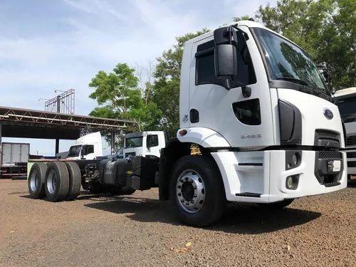CAMINHÃO Ford Cargo 2423 Truck 2017<br><br> - Foto 2