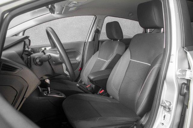 Ford Fiesta SEL 2017 Automático - Foto 9