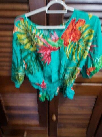 Duas lindas blusas  por um precinho - Foto 2