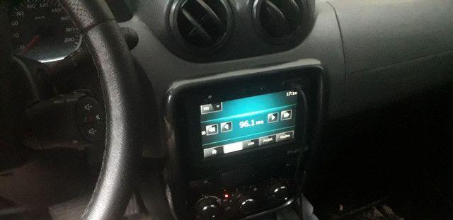 Duster 2014, automatica, ANALISO troca por carro ou moto - Foto 5