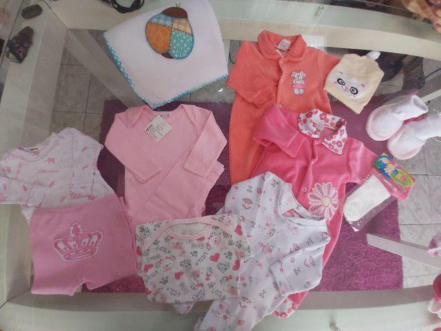 Kit bebê menina - Foto 2