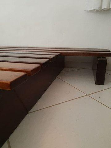 Cama japonesa em madeira de lei // menor preço // - Foto 6