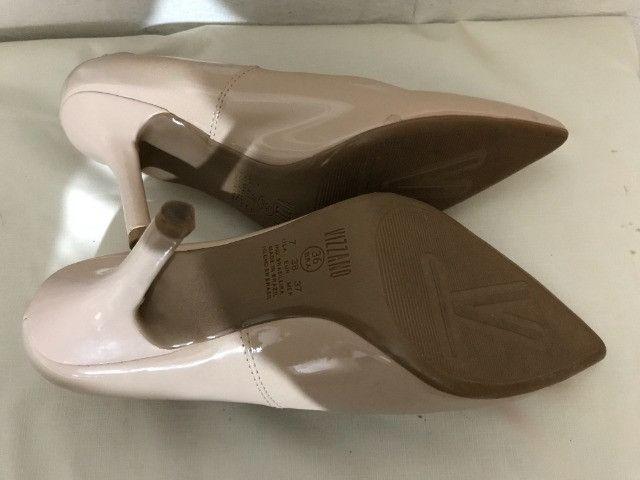 Sapato de salto, cor Nudes n.º 36 -Marca Vizzano - Foto 3