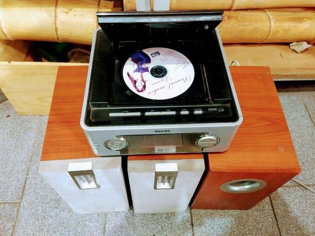 3 caixas de <br>Philips DVD Micro Theater MCD139<br>MCD139/78<br> - Foto 3