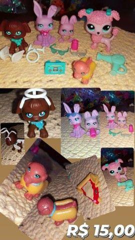 Brinquedos da Polly e seus acessórios - Foto 6