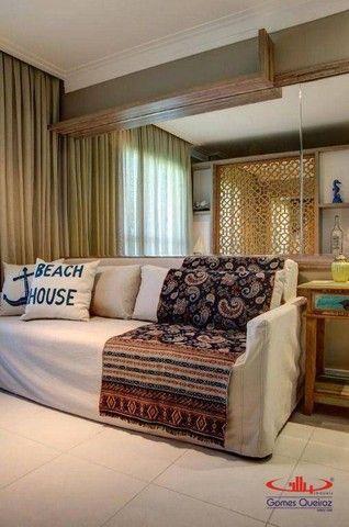 Apartamento todo MOBILIADO com 1 dormitório à venda, 39 m² por R$ 380.000 - Capuan - Cauca - Foto 2