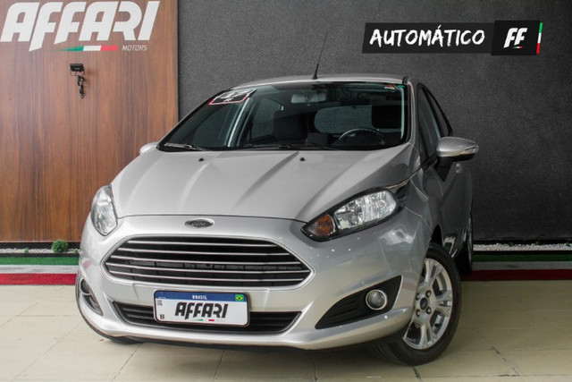 Ford Fiesta SEL 2017 Automático