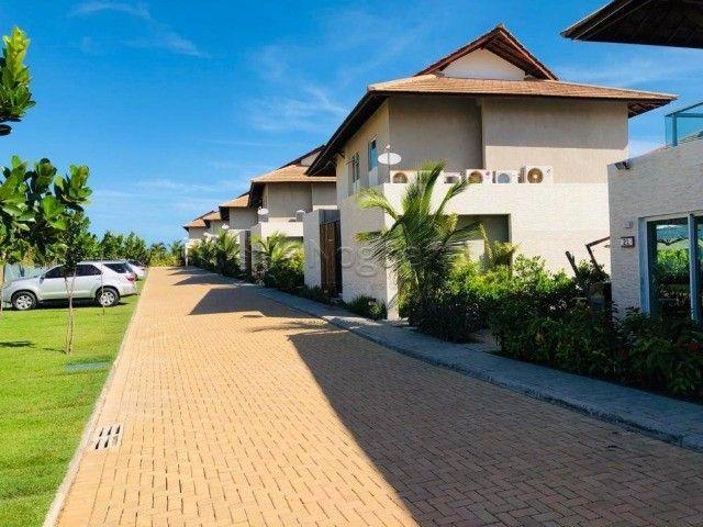 JCS51- Adquira uma das melhores casas mobiliada/beira mar de Muro Alto - Foto 13