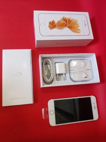 Apple iPhone 6s 128 gb Rose Gold - Foto 2
