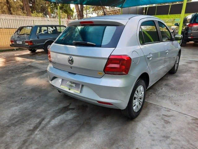 Volkswagen Gol 1.0 12v Trendline Total Flex 5p 2017 - Foto 4