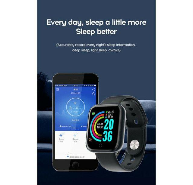 Smartwatch D20 Melhor preço - Foto 3