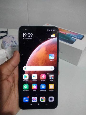 Xiaomi redmi note 9 128 GB NOVO