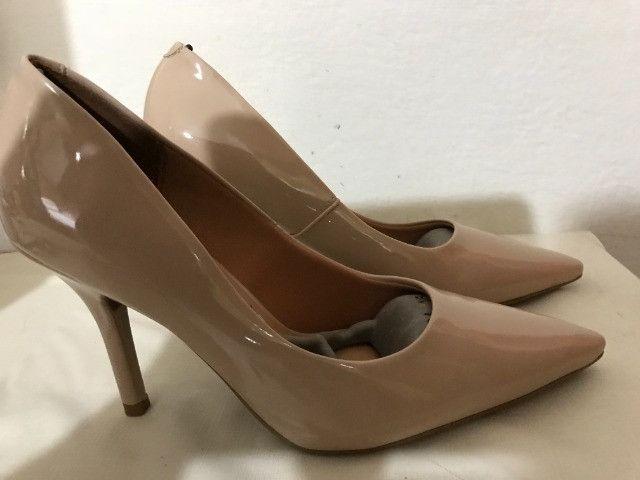 Sapato de salto, cor Nudes n.º 36 -Marca Vizzano - Foto 2