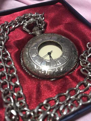 Relógio de Bolso - The Pocket Watch Collection - Foto 3