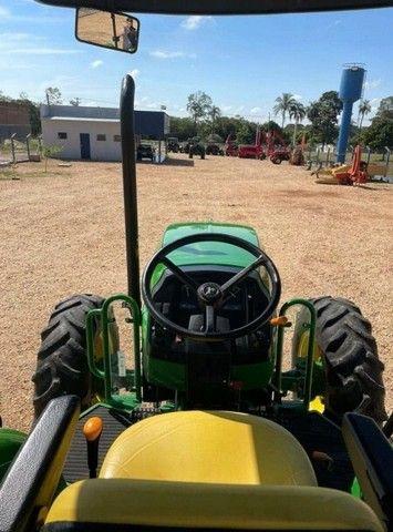 Trator John Deere JD5085E - Foto 6