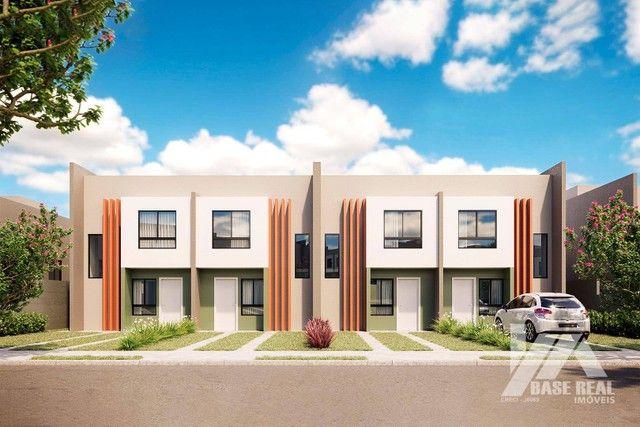 Sobrado à venda, 60 m² por R$ 169.900,00 - Jardim Carvalho - Ponta Grossa/PR
