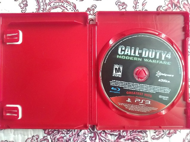 Call of Duty 4 - PS3 - Foto 3