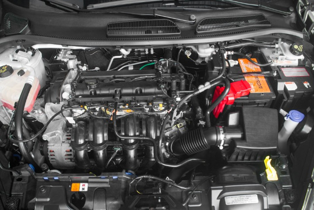 Ford Fiesta SEL 2017 Automático - Foto 11
