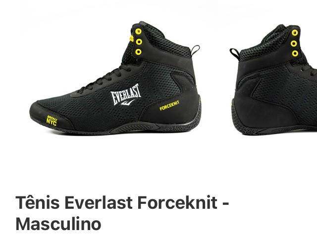 Tênis Everlast Forceknit Masculino  - Foto 6