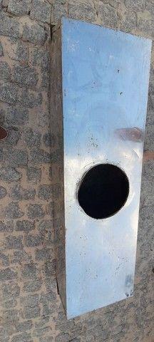 Coifa em inox industrial  - Foto 3
