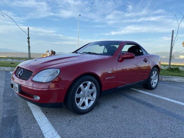 Mercedes SLK 230 - mecânica- vermelha - 1996/1997 - Foto 11