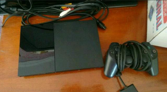 PlayStation 2 BLOQUEADO!!!