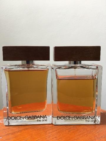2 Perfumes The One Dolce Gabbana 100ml