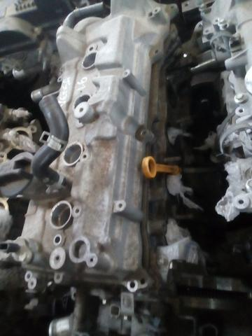Motor Parcial Nissan Versa 1.6 a base de troca!