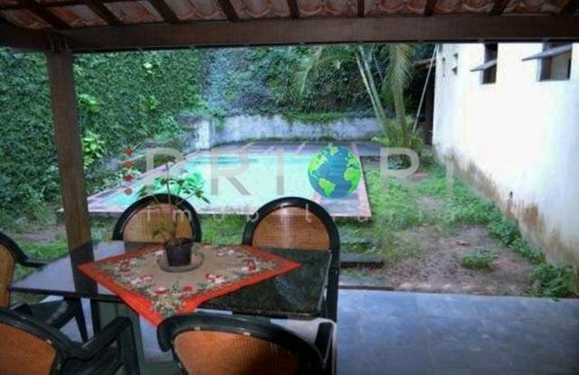Casa duplex com 2 suítes, piscina e 4 vagas de garagem bem localizada em Cosme Velho - Foto 2