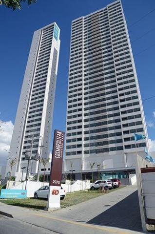 Apartamento 3 Quartos, 73m², no Edf. Cosmopolitan, Em Frente ao Caruaru Shopping