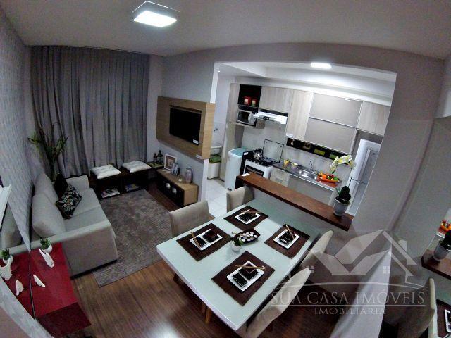 Oportunidade apartamento 2 quartos Serra Sede Lazer Completo c/ pequena entrada