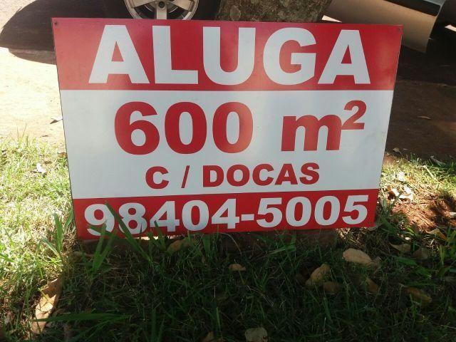 Barracão/600m²/Dourados/MS