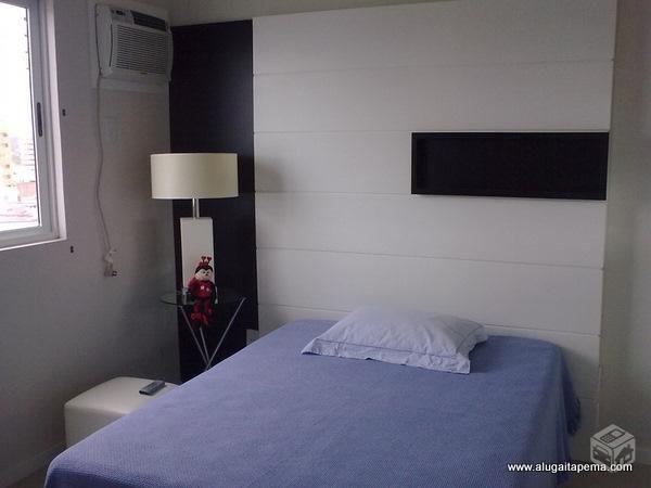 Apartamento 3 Quartos_ Meia Praia _ Vista para mar _ 2 vagas garagem - Foto 9